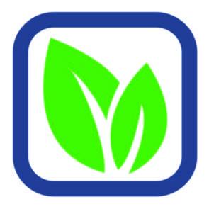 Icono logica verde