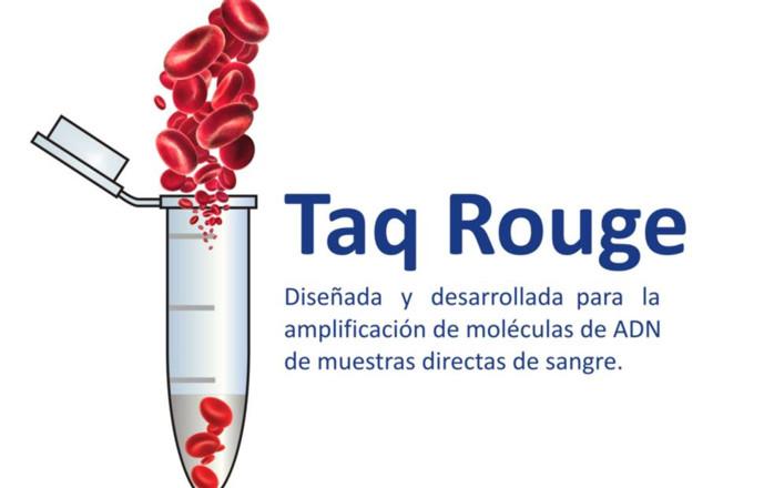 Taq rouge icono